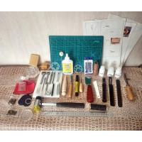 Набор для кожевника набор инструментов для работы с кожей