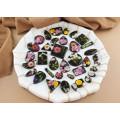 Измеритель толщины кожи тестер для измерения толщины кожи толщиномер инструмент для работы с кожей