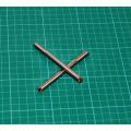 Инструмент для ручной установки люверсов форма хризантема 7 мм