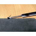 Инструмент для выборки канавки под шов и обрезки края кожи U Образній 9,5 см