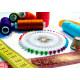 Материалы для шитья diy Leathercraft рукоделие инструменты для шитья